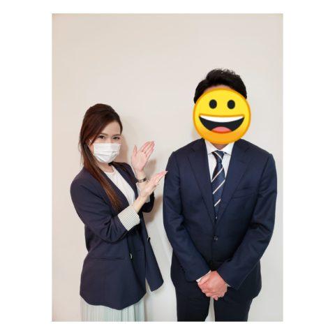 【新規入会者様のプロフィール写真撮影 同行🏃】